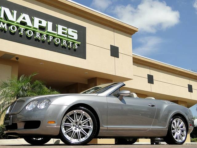 2008 Bentley Continental GT GTC - Photo 10 - Naples, FL 34104