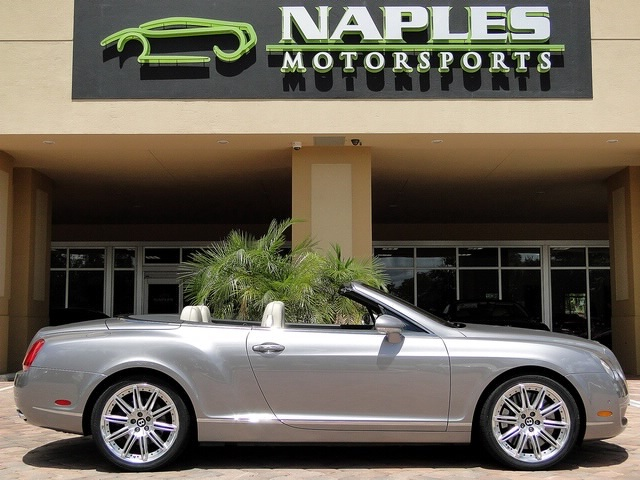 2008 Bentley Continental GT GTC - Photo 55 - Naples, FL 34104