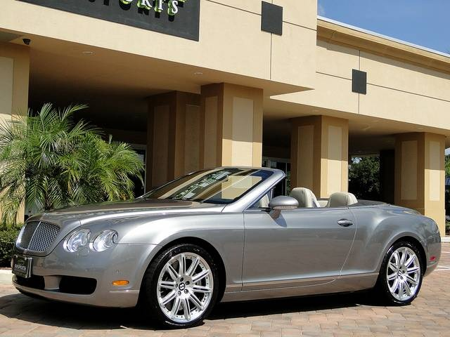 2008 Bentley Continental GT GTC - Photo 4 - Naples, FL 34104