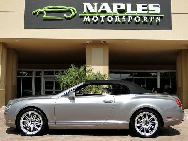 2008 Bentley Continental GT GTC - Photo 2 - Naples, FL 34104