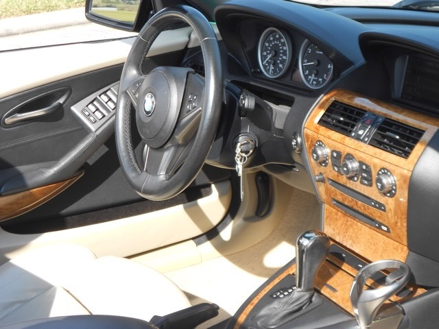 2006 BMW 650i - Photo 16 - Naples, FL 34104