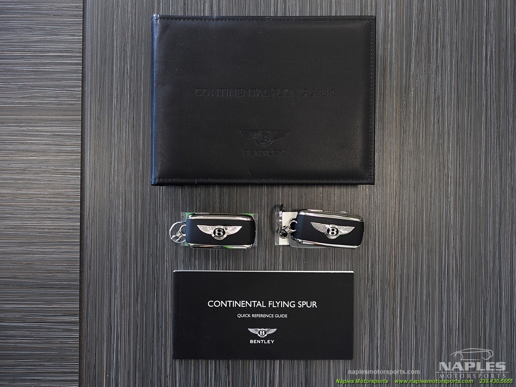 2012 Bentley Continental Flying Spur - Photo 46 - Naples, FL 34104