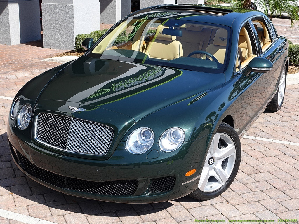 2012 Bentley Continental Flying Spur - Photo 51 - Naples, FL 34104