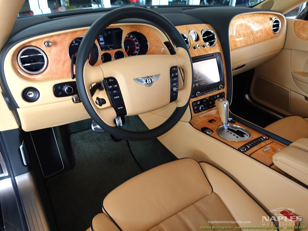 2012 Bentley Continental Flying Spur - Photo 50 - Naples, FL 34104