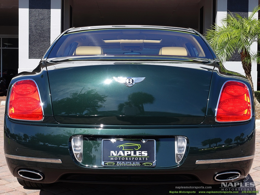 2012 Bentley Continental Flying Spur - Photo 42 - Naples, FL 34104