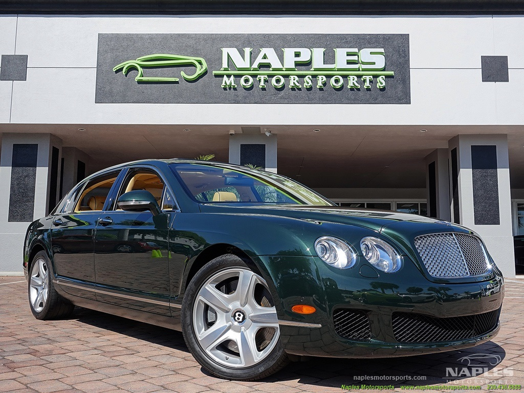 2012 Bentley Continental Flying Spur - Photo 58 - Naples, FL 34104