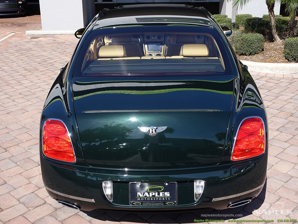 2012 Bentley Continental Flying Spur - Photo 39 - Naples, FL 34104