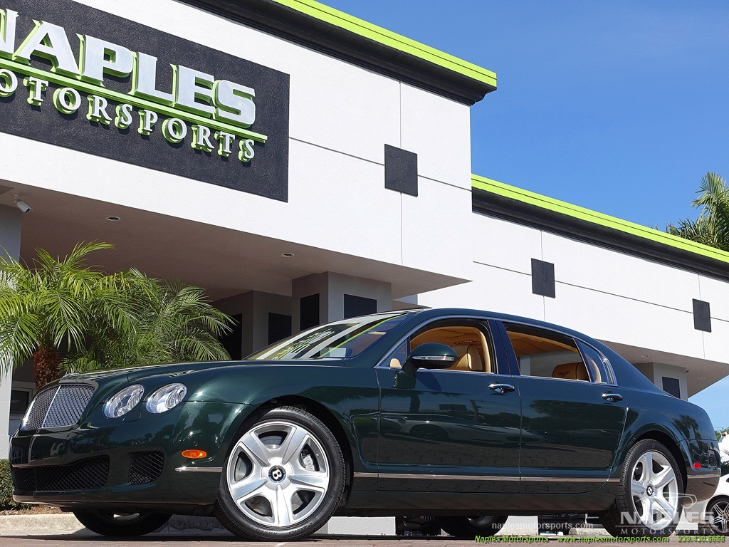 2012 Bentley Continental Flying Spur - Photo 16 - Naples, FL 34104