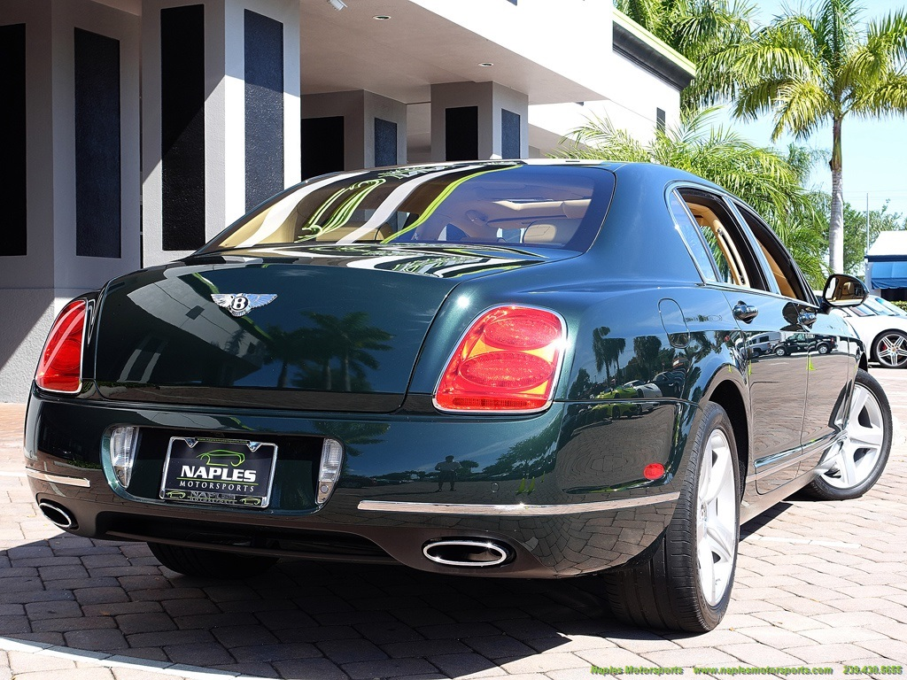 2012 Bentley Continental Flying Spur - Photo 56 - Naples, FL 34104