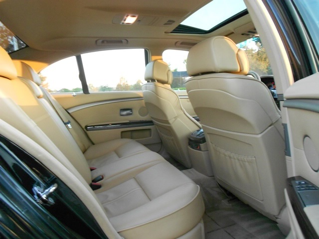 2008 BMW 750i - Photo 27 - Naples, FL 34104