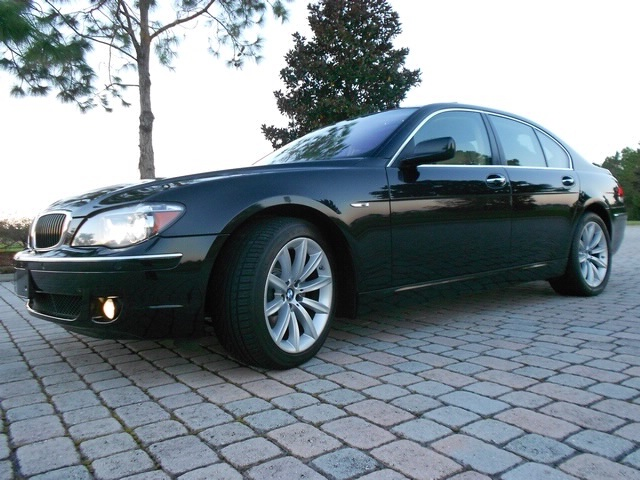 2008 BMW 750i - Photo 4 - Naples, FL 34104