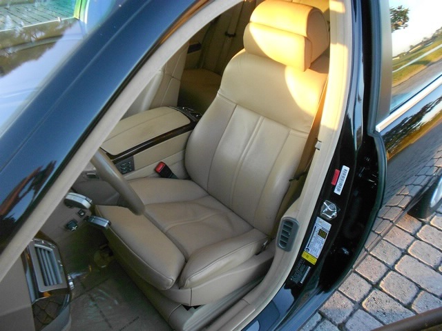 2008 BMW 750i - Photo 42 - Naples, FL 34104