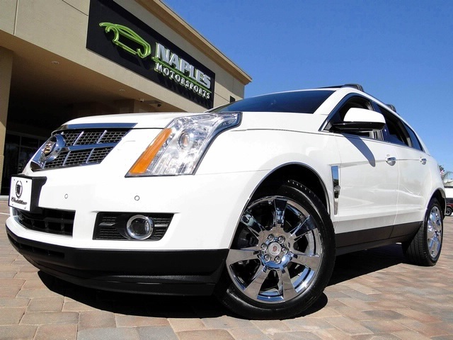 2010 Cadillac SRX Turbo Performance Collection - Photo 37 - Naples, FL 34104