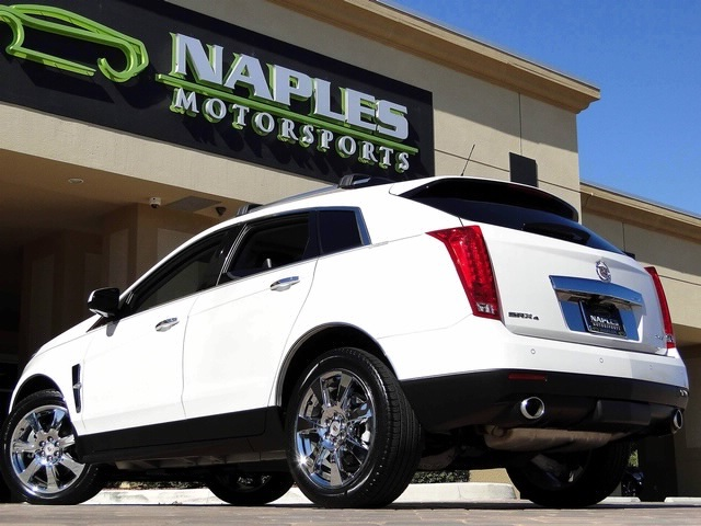 2010 Cadillac SRX Turbo Performance Collection - Photo 45 - Naples, FL 34104