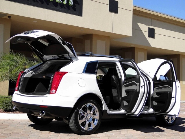 2010 Cadillac SRX Turbo Performance Collection - Photo 18 - Naples, FL 34104