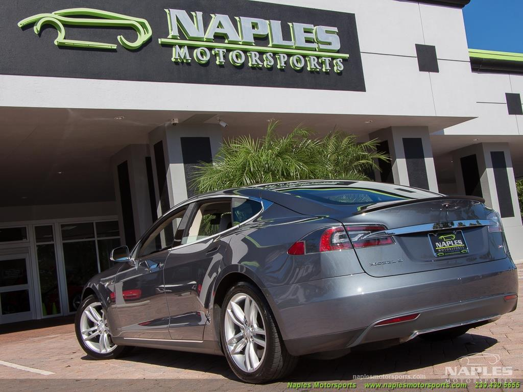 2013 Tesla Model S Performance - Photo 20 - Naples, FL 34104