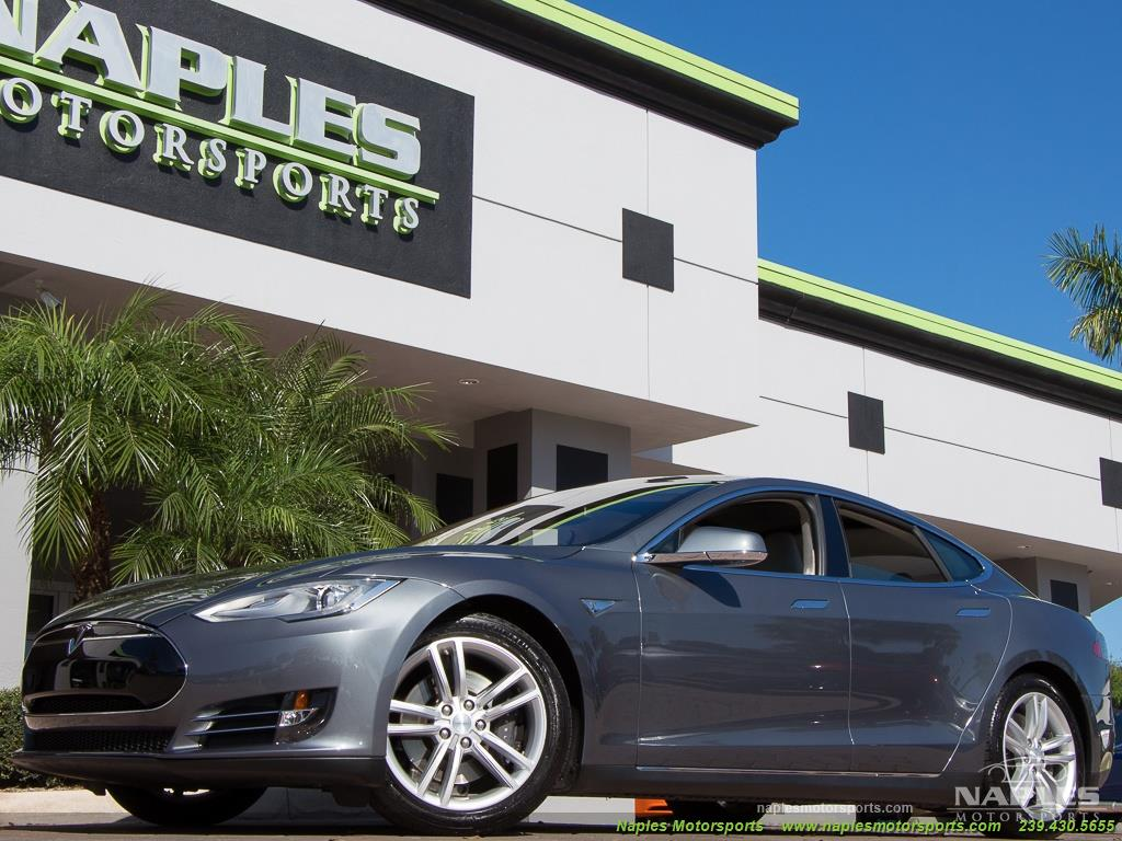 2013 Tesla Model S Performance - Photo 33 - Naples, FL 34104