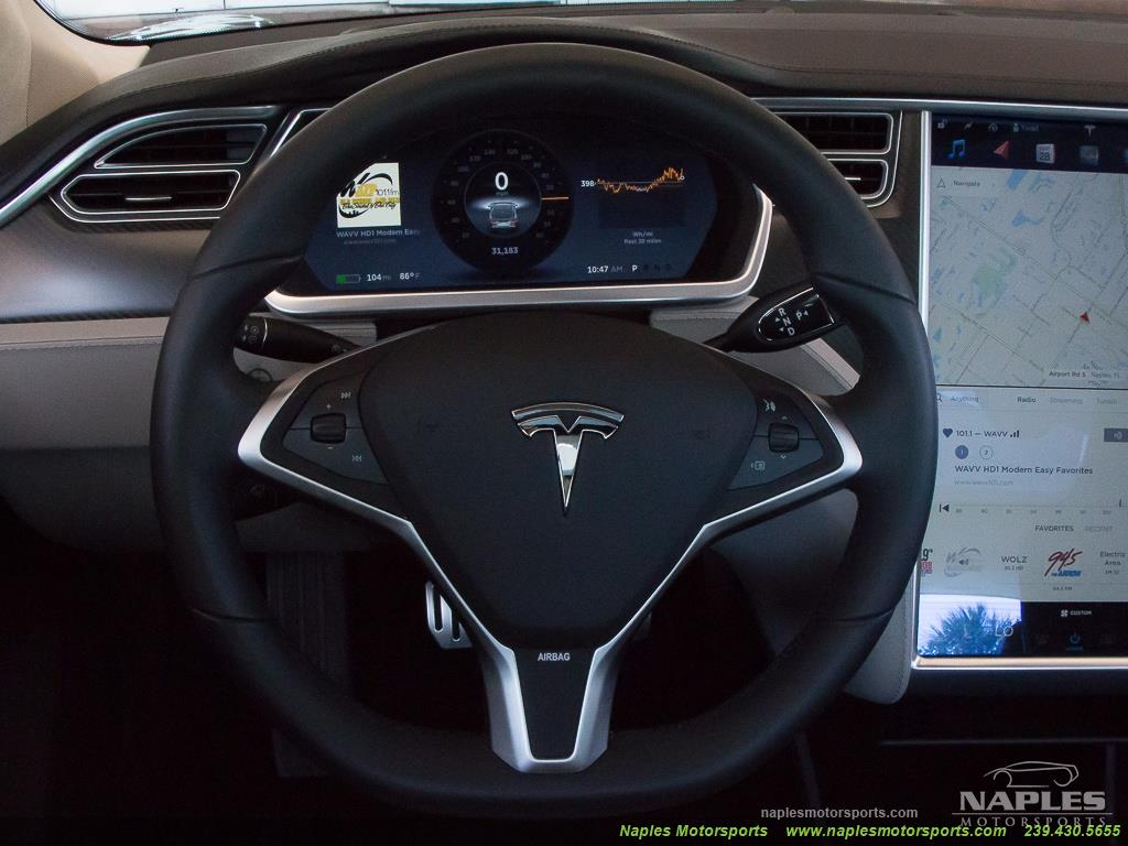 2013 Tesla Model S Performance - Photo 19 - Naples, FL 34104