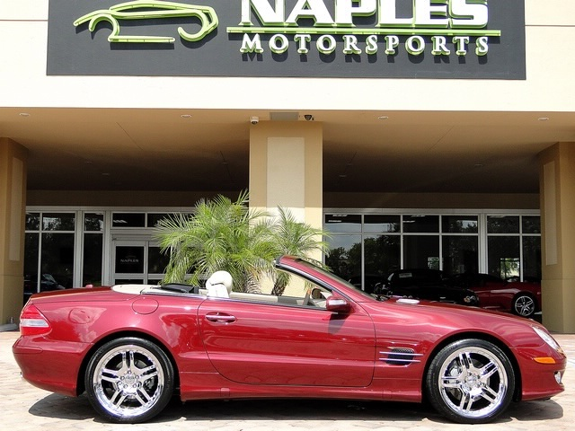 2007 Mercedes-Benz SL550 - Photo 40 - Naples, FL 34104