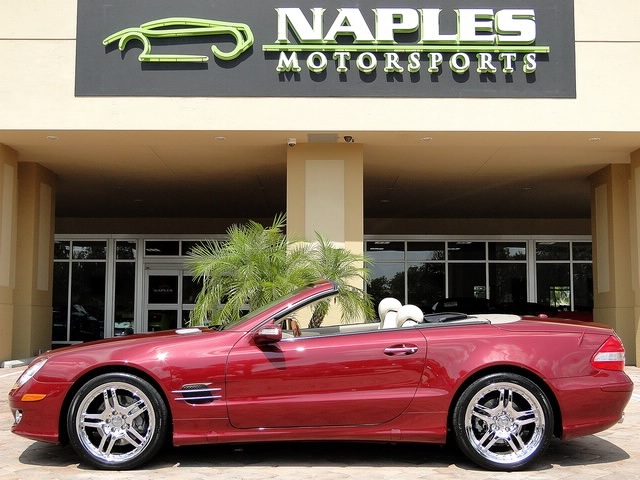 2007 Mercedes-Benz SL550 - Photo 4 - Naples, FL 34104