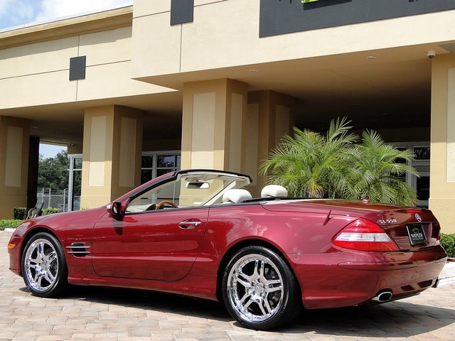 2007 Mercedes-Benz SL550 - Photo 29 - Naples, FL 34104