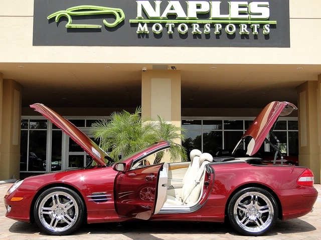 2007 Mercedes-Benz SL550 - Photo 16 - Naples, FL 34104