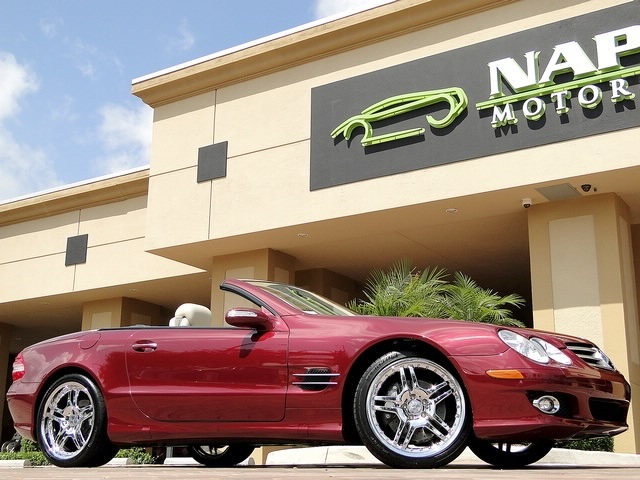 2007 Mercedes-Benz SL550 - Photo 26 - Naples, FL 34104