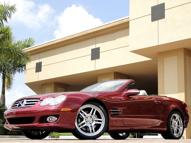 2007 Mercedes-Benz SL550 - Photo 50 - Naples, FL 34104