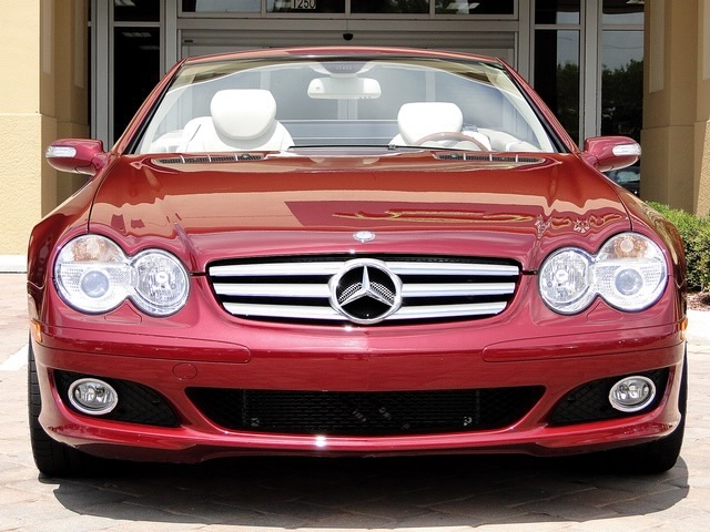 2007 Mercedes-Benz SL550 - Photo 5 - Naples, FL 34104