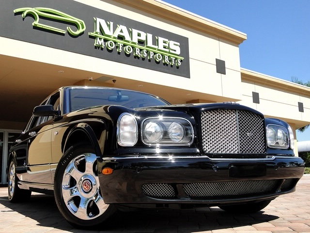 2002 Bentley Arnage Red Label - Photo 22 - Naples, FL 34104