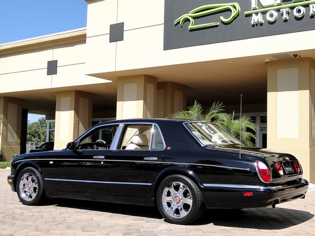 2002 Bentley Arnage Red Label - Photo 12 - Naples, FL 34104