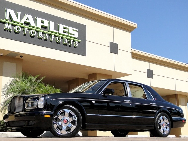 2002 Bentley Arnage Red Label - Photo 13 - Naples, FL 34104