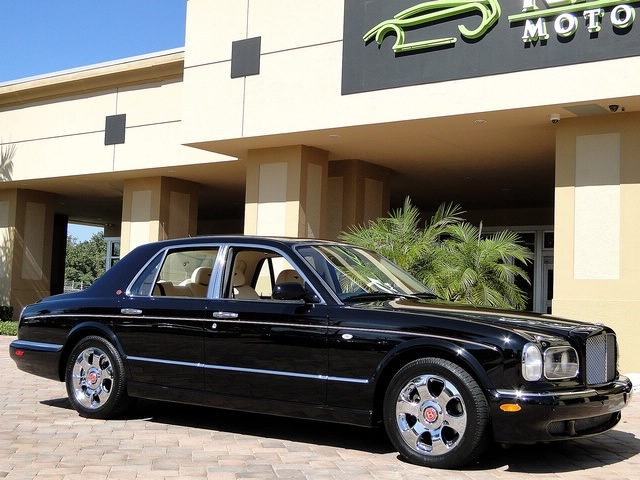 2002 Bentley Arnage Red Label - Photo 19 - Naples, FL 34104