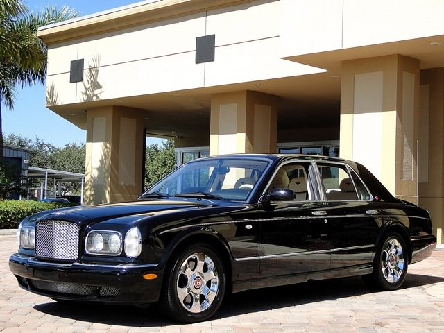 2002 Bentley Arnage Red Label - Photo 29 - Naples, FL 34104