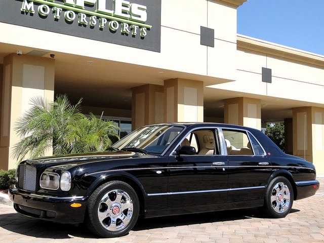 2002 Bentley Arnage Red Label - Photo 3 - Naples, FL 34104