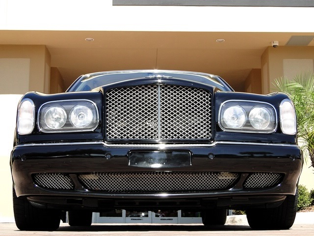 2002 Bentley Arnage Red Label - Photo 28 - Naples, FL 34104