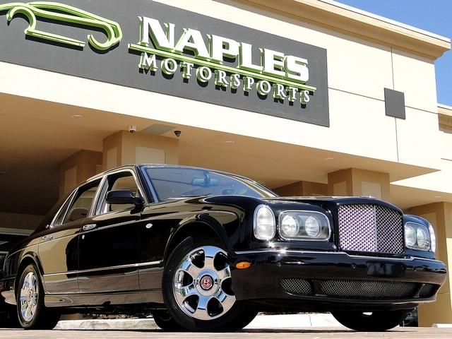 2002 Bentley Arnage Red Label - Photo 1 - Naples, FL 34104