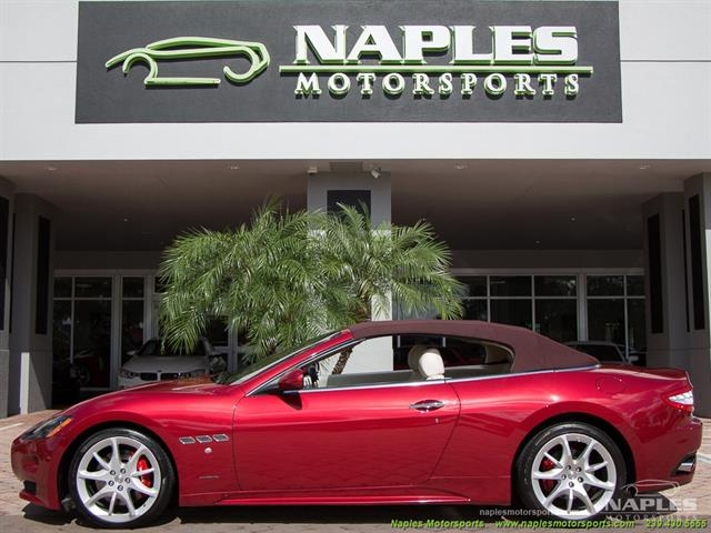 2012 Maserati Gran Turismo Convertible Sport - Photo 4 - Naples, FL 34104