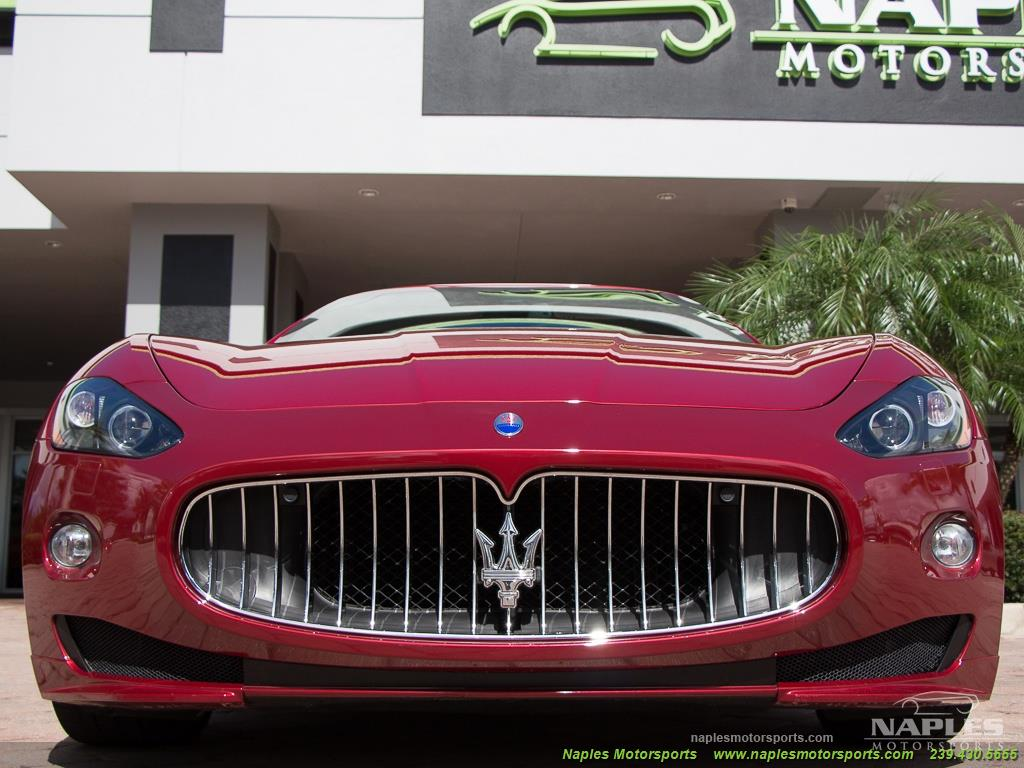 2012 Maserati Gran Turismo Convertible Sport - Photo 43 - Naples, FL 34104