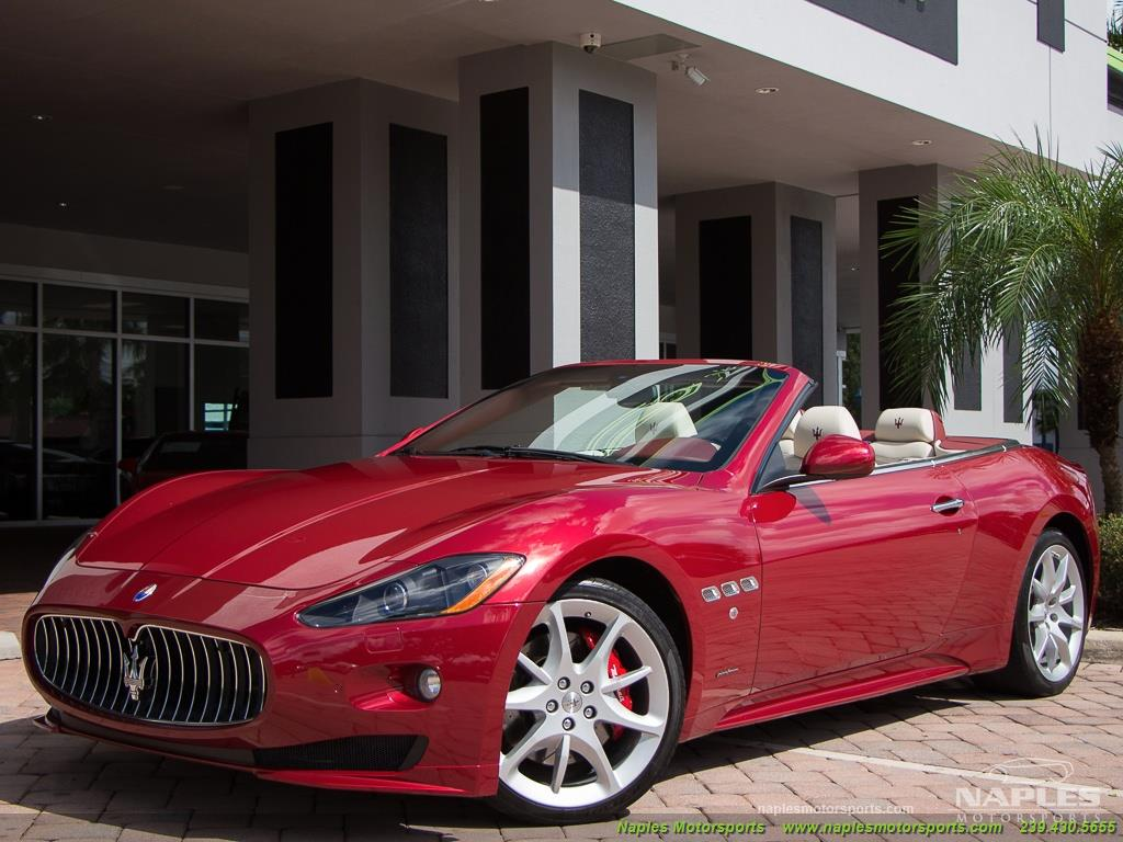 2012 Maserati Gran Turismo Convertible Sport - Photo 52 - Naples, FL 34104