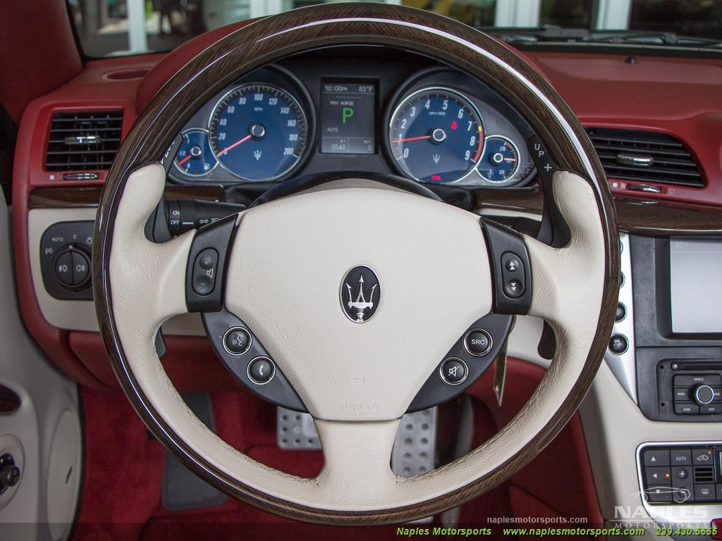 2012 Maserati Gran Turismo Convertible Sport - Photo 9 - Naples, FL 34104