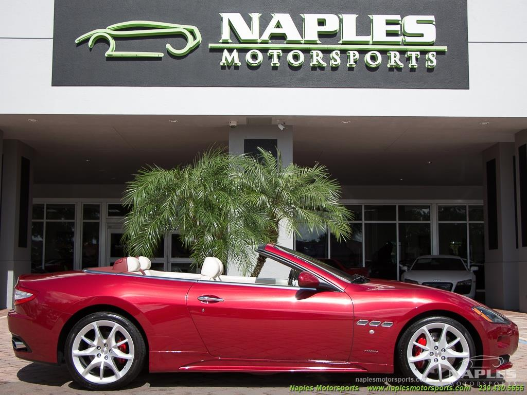 2012 Maserati Gran Turismo Convertible Sport - Photo 5 - Naples, FL 34104