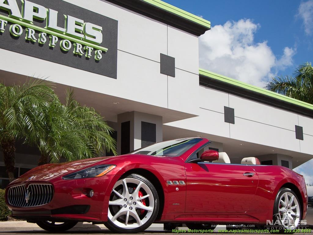2012 Maserati Gran Turismo Convertible Sport - Photo 24 - Naples, FL 34104