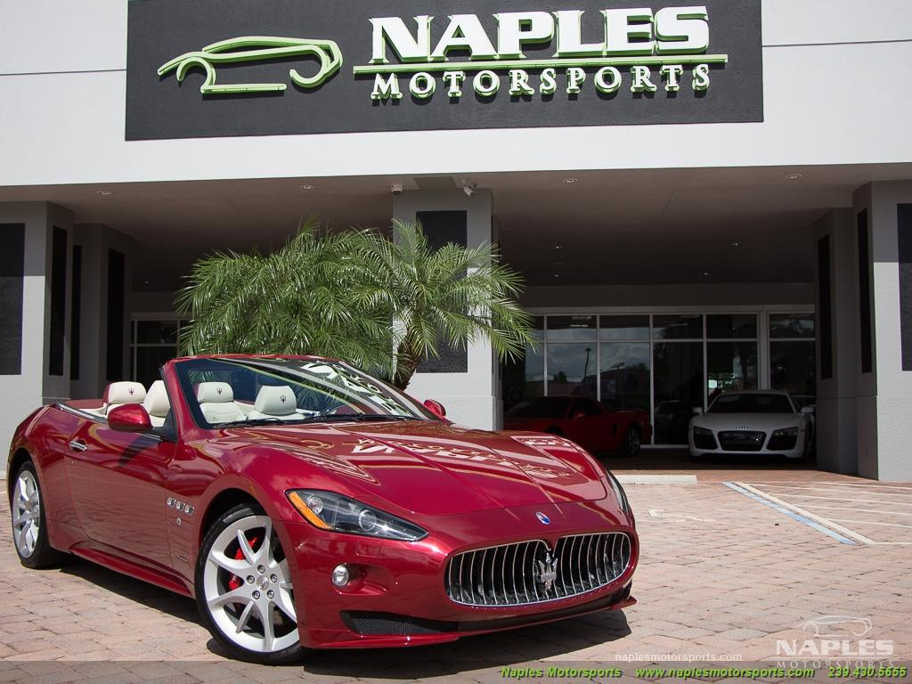 2012 Maserati Gran Turismo Convertible Sport - Photo 6 - Naples, FL 34104