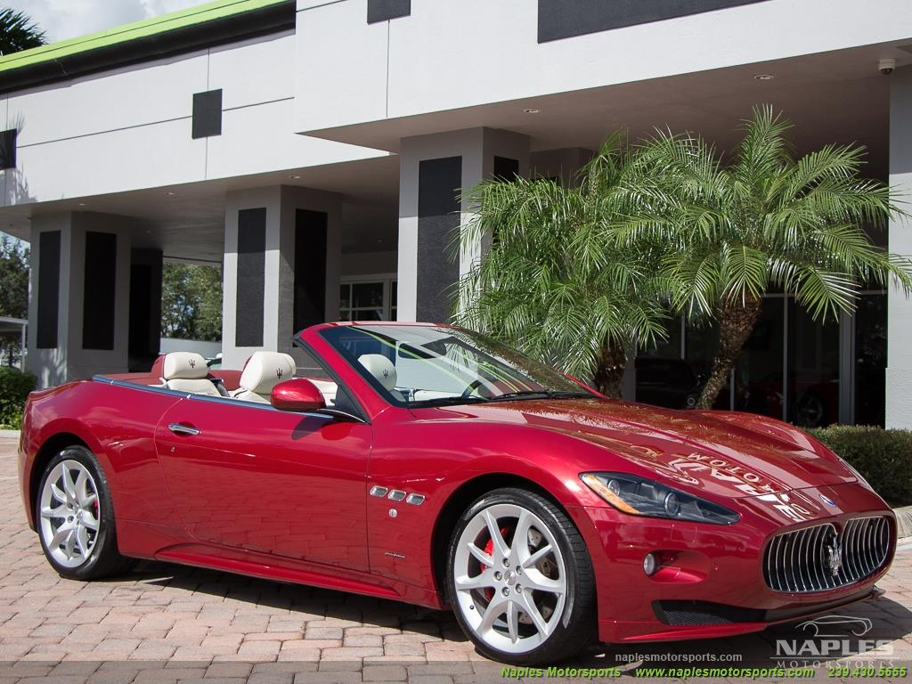 2012 Maserati Gran Turismo Convertible Sport - Photo 32 - Naples, FL 34104