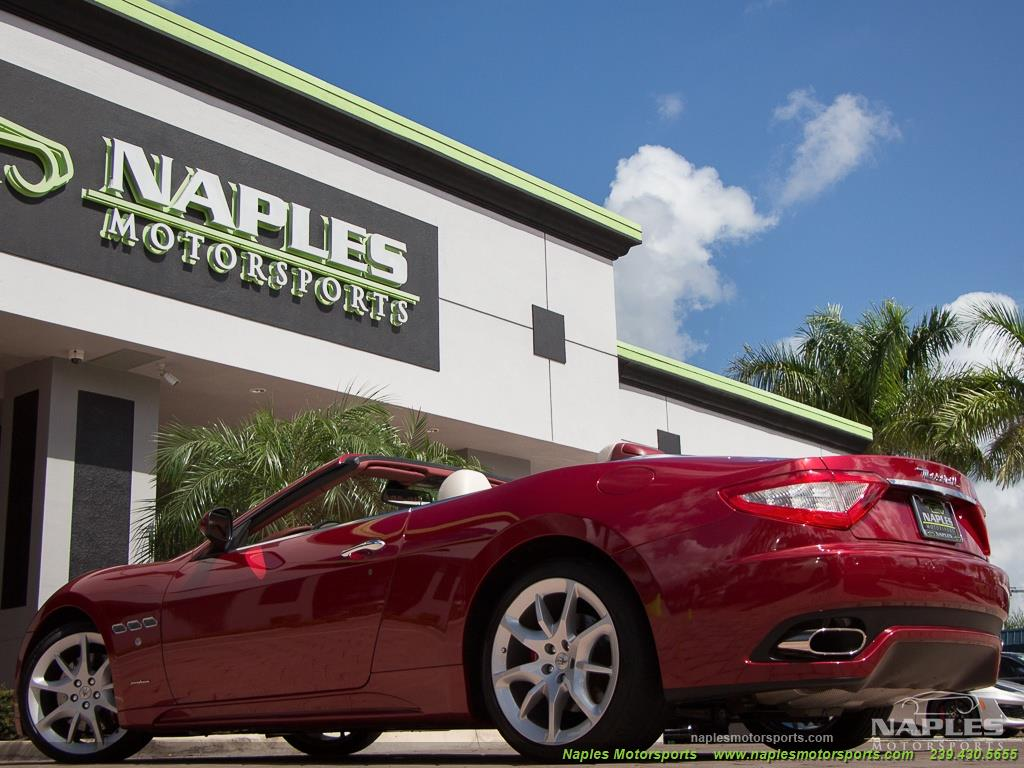 2012 Maserati Gran Turismo Convertible Sport - Photo 50 - Naples, FL 34104