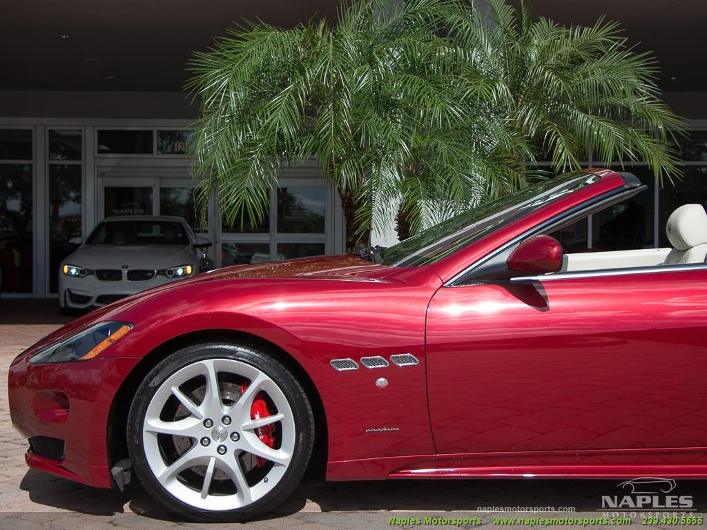 2012 Maserati Gran Turismo Convertible Sport - Photo 20 - Naples, FL 34104