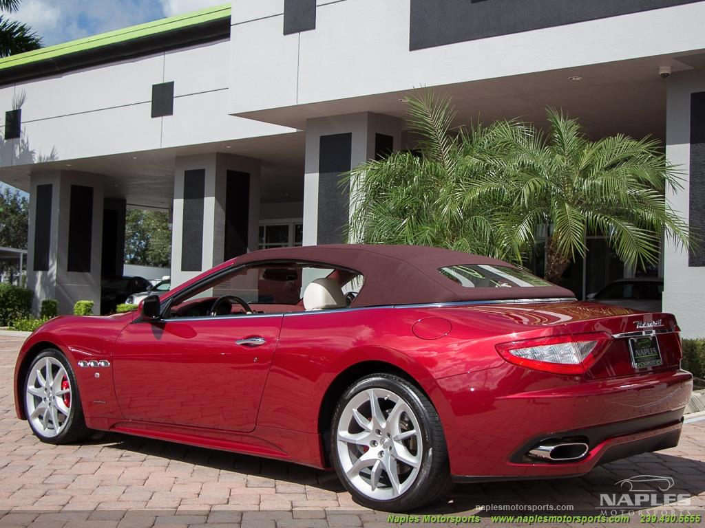 2012 Maserati Gran Turismo Convertible Sport - Photo 11 - Naples, FL 34104