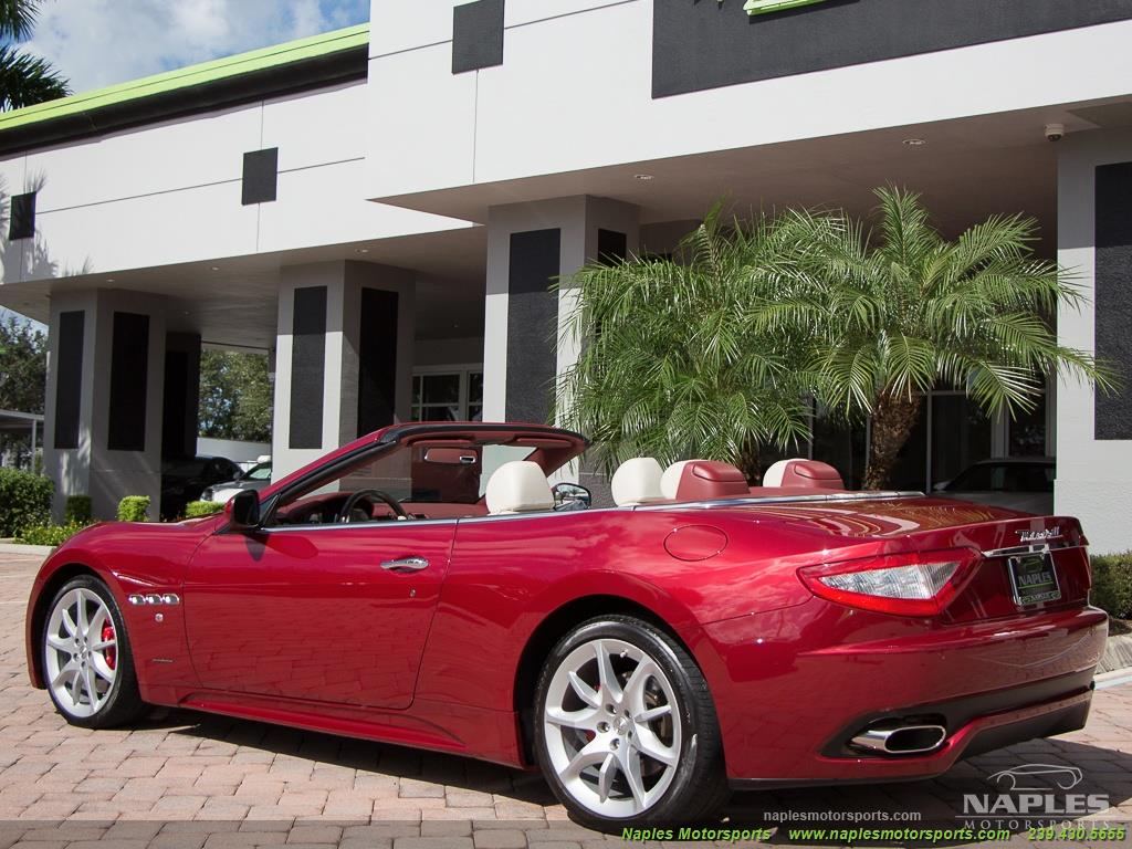 2012 Maserati Gran Turismo Convertible Sport - Photo 19 - Naples, FL 34104