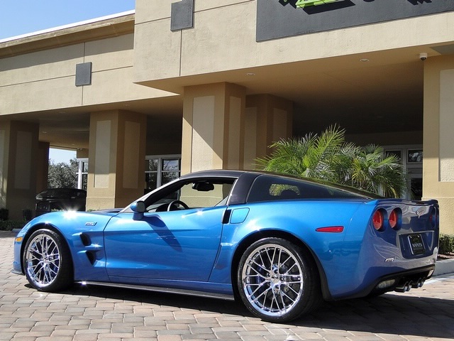 2010 Chevrolet Corvette ZR1 - Photo 31 - Naples, FL 34104